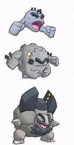 Pokemon Alola Geodude Images | Pokemon Images