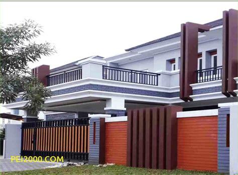 terbaru gambar pagar rumah minimalis   contoh
