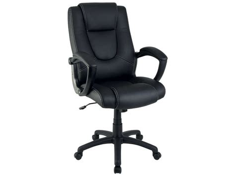 conforama chaises de bureau fauteuil de bureau sam coloris noir vente de fauteuil de