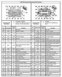 Wiring Diagram 2005 Chevy Silverado Stereo