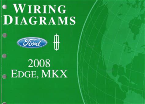 ford edge lincoln mkx wiring diagrams