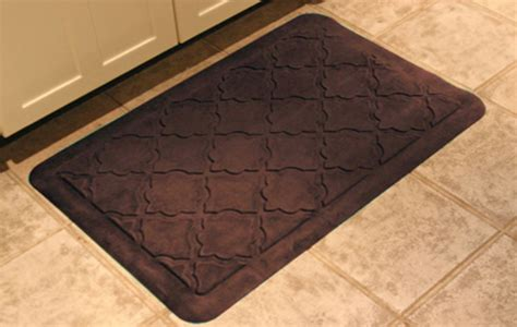 cushioned kitchen floor mats floor ideas categories armstrong vinyl black and white