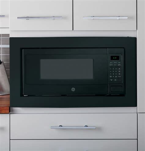 ge profile series  cu ft countertop microwave oven