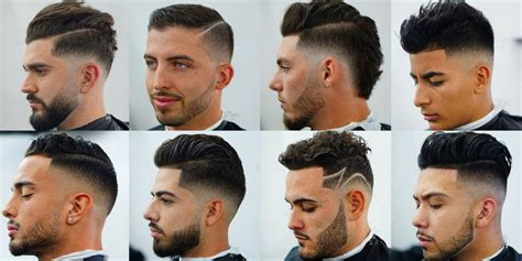 Haircut Names For Men Types of Haircuts (2020 Guide)