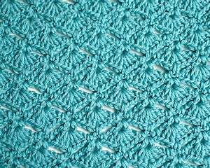 You have to see Crochet Stitch Sampler Blanket by Marly Bird!
