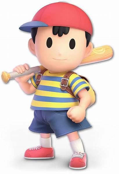 Ness Ssbu Character Wikia