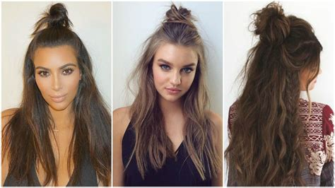 10 easy hairstyles for long hair the trend spotter