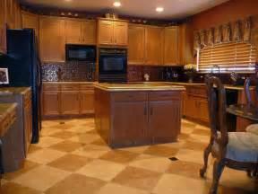 Kitchen Floor Tiles Design Ideas