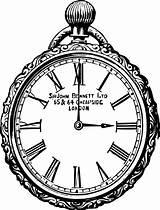 Clock Clocks Drawing Simple Pocket Steampunk Drawings Faces Antique Alice Getdrawings Reloj Printable Face Etiquette Imprimer Clip Grandfather Beyondthefringecrafts Fringe sketch template