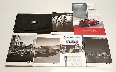ford focus owners manual ambien titanium se  st
