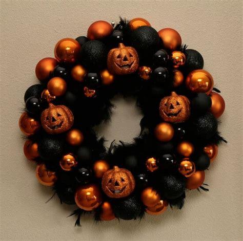 diy halloween wreath ideas  creative halloween wreath ideas