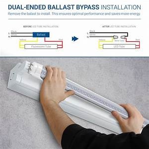 Led Tube Lights  What Is The Difference Between A Dual
