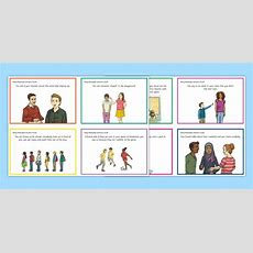 * New * Being Respectful Sorting Activity  Pshe, Pshce, Besd