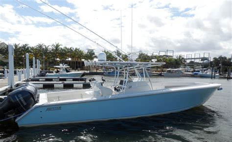 Used Jupiter Center Console Boats For Sale by 2009 Used Jupiter Open Center Console Fishing Boat For