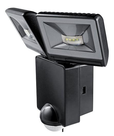 nouveau produit b 226 timent luxa 102 led un projecteur spots avec d 233 tecteur de mouvements