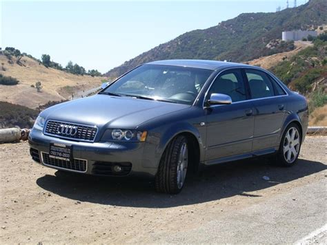 2005 Audi S4 Spec by Checkered 2005 Audi S4 Specs Photos Modification Info At