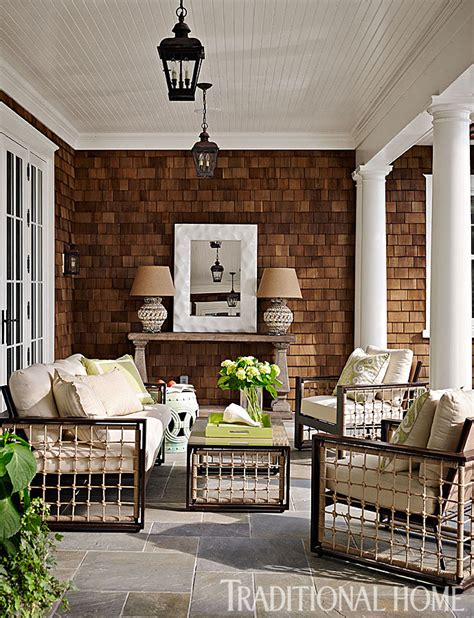 Inviting Patio Escapes by Inviting Patio Escapes Traditional Home