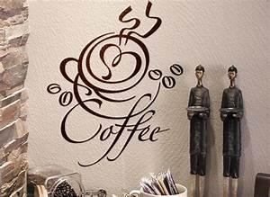 Kaffeetasse Mit Herz : wandtattoo kaffeetasse mit herz schriftzug coffee w701 kaffeemotive k che wandtattoos ~ Yasmunasinghe.com Haus und Dekorationen