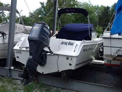 Sea Hunt Victory Boats For Sale by Sea Hunt Victory 225 Boats For Sale In Maryland