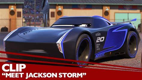 meet jackson storm clip disneypixars cars  friday