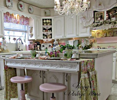 shabby chic country kitchen 162 best images about kitchens on 5141