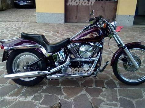 1989 harley davidson fxstc 1340 softail custom informations articles bikes bestcarmag