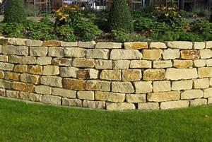 Steine Für Gartenmauer : gartenmauer galabau m hler mauer garten ~ Michelbontemps.com Haus und Dekorationen