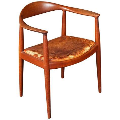 hans wegner quot the chair quot by johannes hansen in original