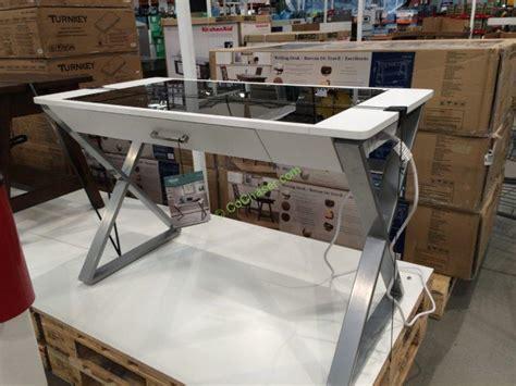 bayside writing desk costco bayside furnishings white wood desk costcochaser