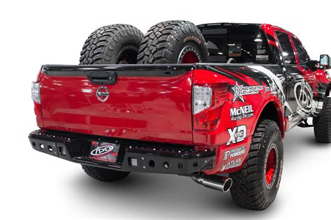 buy nissan titan venom rear bumper