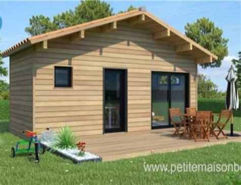 un studio de jardin pour loger un parent maison bois