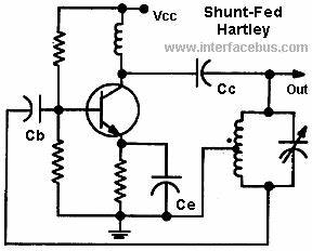 hartley oscillator circuit page 2 oscillator circuits With hartley oscillator