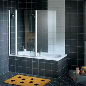 Paroi Douche Baignoire : photos parois de douche page 2 ~ Farleysfitness.com Idées de Décoration
