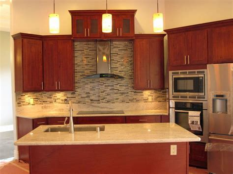 Burgundy Cherry ? C&C Cabinets and Granite