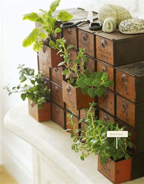 21+ Kitchen Herb Garden Ideas Fit For Every Space