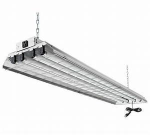Lithonia Commercial Shop Garage Fluorescent Light Ceiling