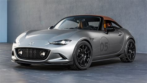Mazda Mx-5 Spyder Concept (2015) Wallpapers And Hd Images