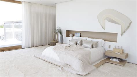 put  bed   floor architectural digest