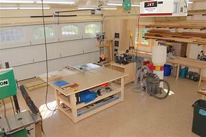 93+ Garage Workshop Layout - Workshop Garage Ron Hazelton ...