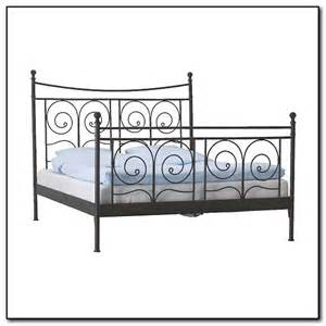 Wrought Iron Bed Ikea by Wrought Iron Beds Ikea Beds Home Design Ideas
