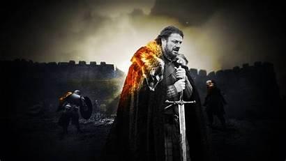 Medieval Stark Thrones Ned Wallpapers Battlefield Computer