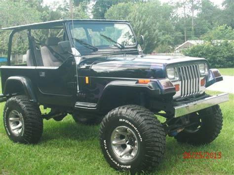 jeep wrangler 2 door modified find used 1992 jeep wrangler custom 2 door 4x4 low res in