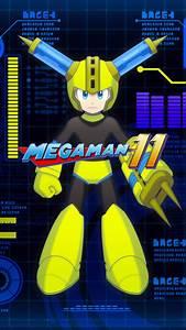 More Mega Man 11 Wallpapers