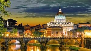 Vatican At Dusk HD Wallpaper Wallpaper Studio 10 Tens