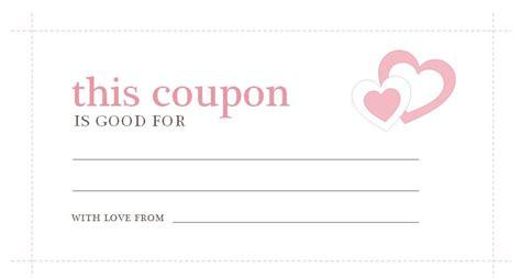love coupon template microsoft word world