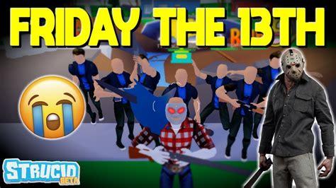 friday   game mode  fans  strucid fun youtube