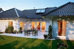 Schöne Bungalows Bauen : bungalow bauen modernes komfortables wohnen auf einer ebene schw rerhaus kg www ~ Indierocktalk.com Haus und Dekorationen