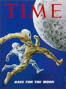 The Race to the Moon timeline | Timetoast timelines