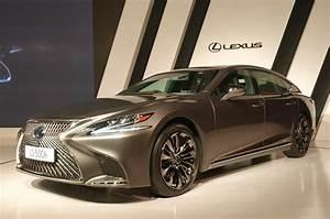 2018 Lexus Ls 500h Launch  Price  Variants  Details