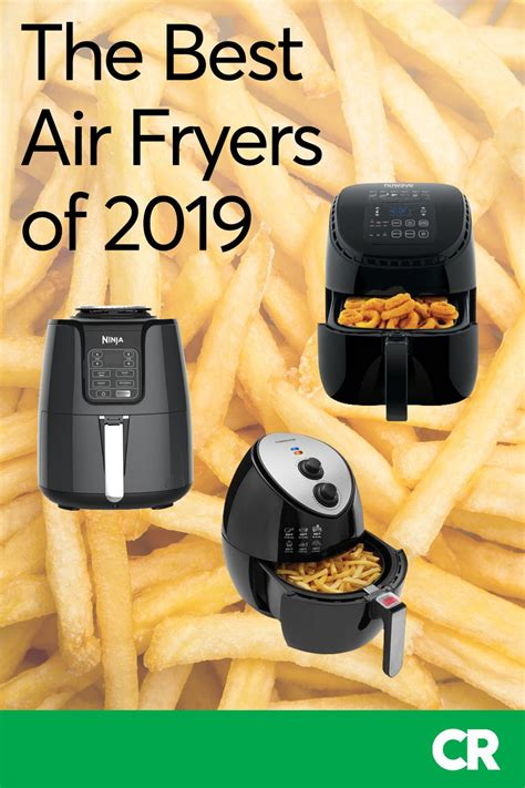 air fryer fryers recipes consumer kitchen test reports read hacks college